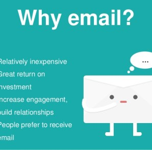 what why how email marketing