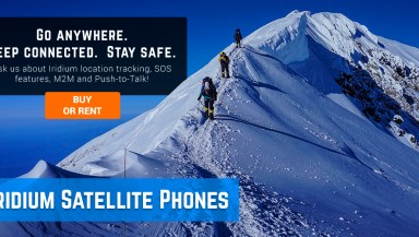 satellite phone rentals