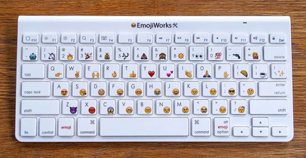emoji works keyboard