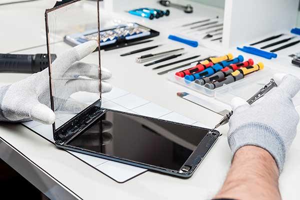 Get iPad Air or iPad Mini Screen Replacement Service at your Doorstep
