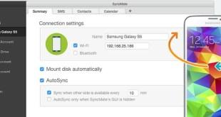 samsung syncmate sidesyn alternative for mac