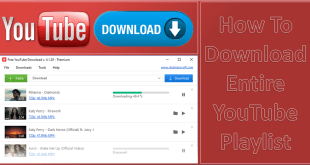 YouTube Playlist download