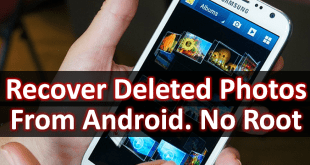 recover deleted photos android