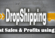 Dropshipping sales with VPS