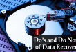 Things You Should Know Before Starting Data Recovery Process