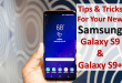 tips and tricks samsung galaxy s9 plus