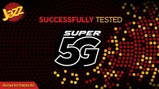 Jazz-5G-Network-Test-Pakistan