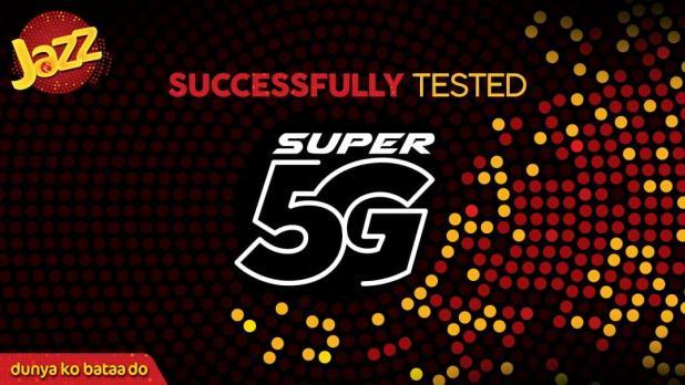 Jazz-5G-Network-Test-Pakistan