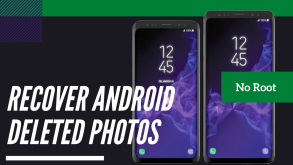 Any Android Data Recovery: Recover Deleted Photos From Mobile Without Root