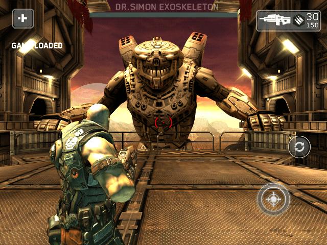 shadowgun_review_screenshot_3 Melhores Jogos Offline para Android de 2011 que valem a pena jogar até hoje!
