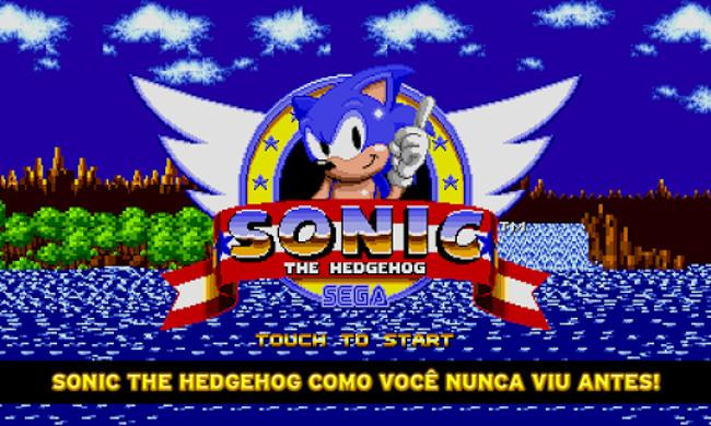 Sonic1-android Sonic 30 anos: relembre os jogos para celular do mascote da SEGA