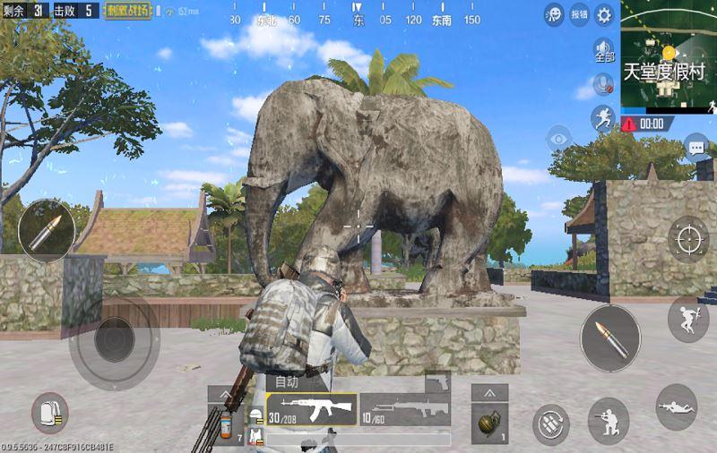PUBG Mobile Os Melhores Lugares Para Cair Em Sanhok Mobile Gamer Tudo Sobre Jogos De Celular