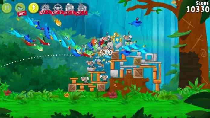 angry-birds-rio Melhores Jogos Offline para Android de 2011 que valem a pena jogar até hoje!