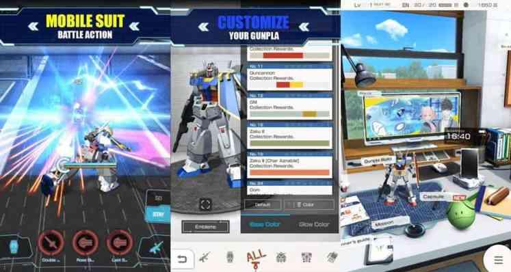 gundam android iphone - Destaques da semana os jogos para mobile de 29 de julho a 04 de agosto