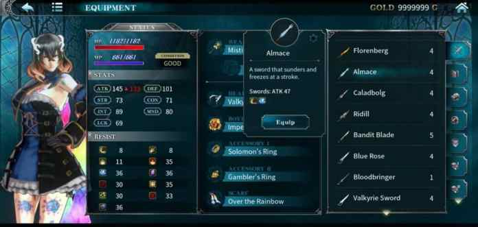 Bloodstained-android-ios-13-1024x487 NetEase vai trazer Bloodstained: Ritual of the Night para Android e iOS