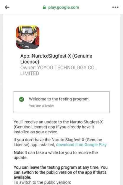 """naruto-slugfest-x-beta-test Naruto Slugfest-X / Duel: uma segunda chance para o jogo mais """"flopado"""" de 2020"""
