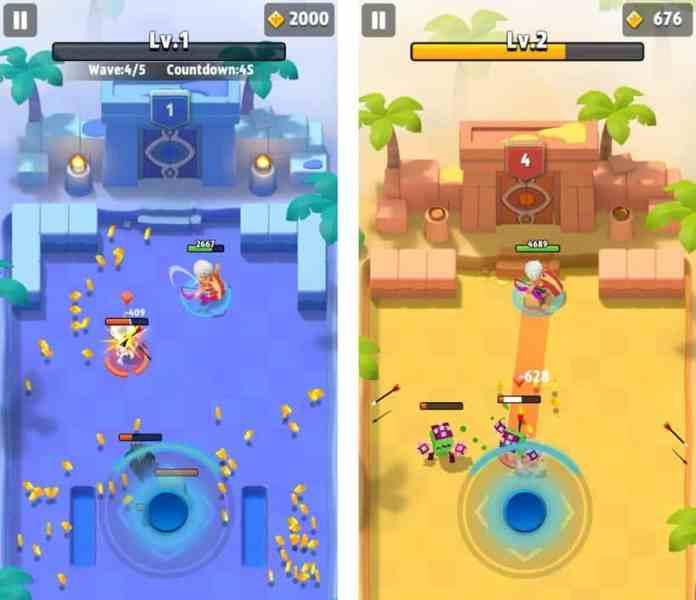 Archero-1 25 Melhores Jogos Offline Android 2021