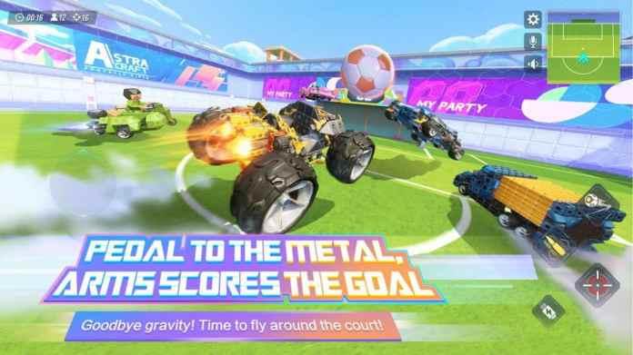 astracraft-android-ios-modo-rocket-league-1024x576 Astracraft: novo jogo da NetEase Games é lançado com incentivo para influenciadores
