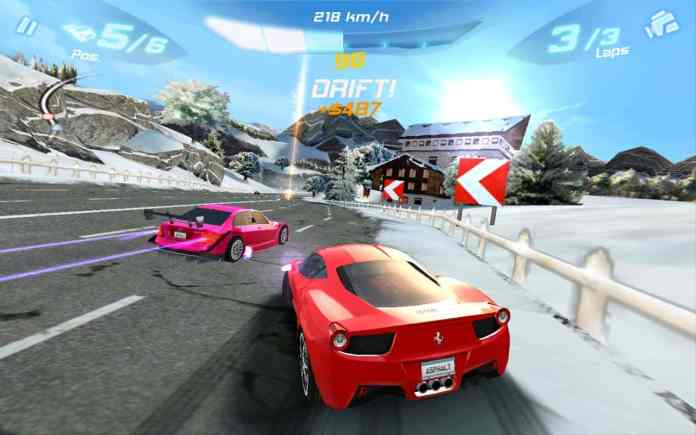 asphalt-6-android Melhores Jogos Offline para Android de 2011 que valem a pena jogar até hoje!