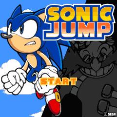 Sonic-jump-title Sonic 30 anos: relembre os jogos para celular do mascote da SEGA