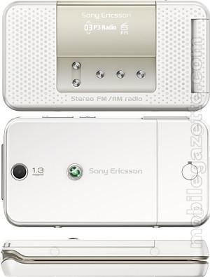 Sony Ericsson R306 white