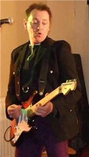 Mark Nevison Guitarist