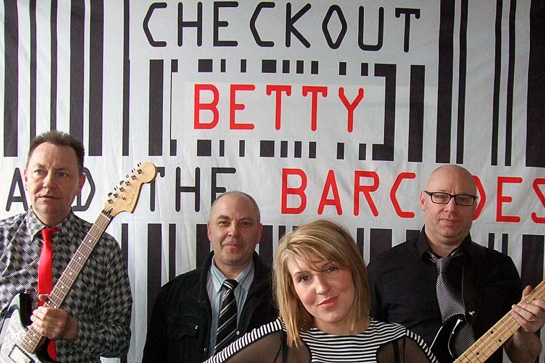 Checkout Betty And The Barcodes