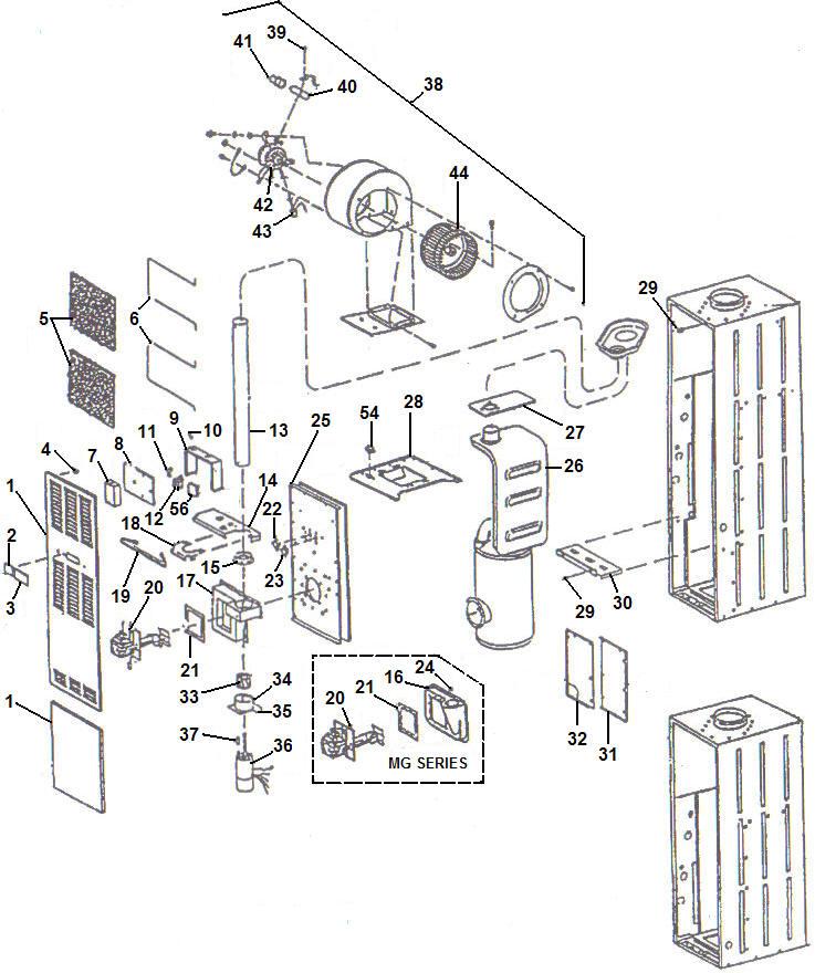 Nordyne Electric Furnace Wiring Diagram E2eb 020ha