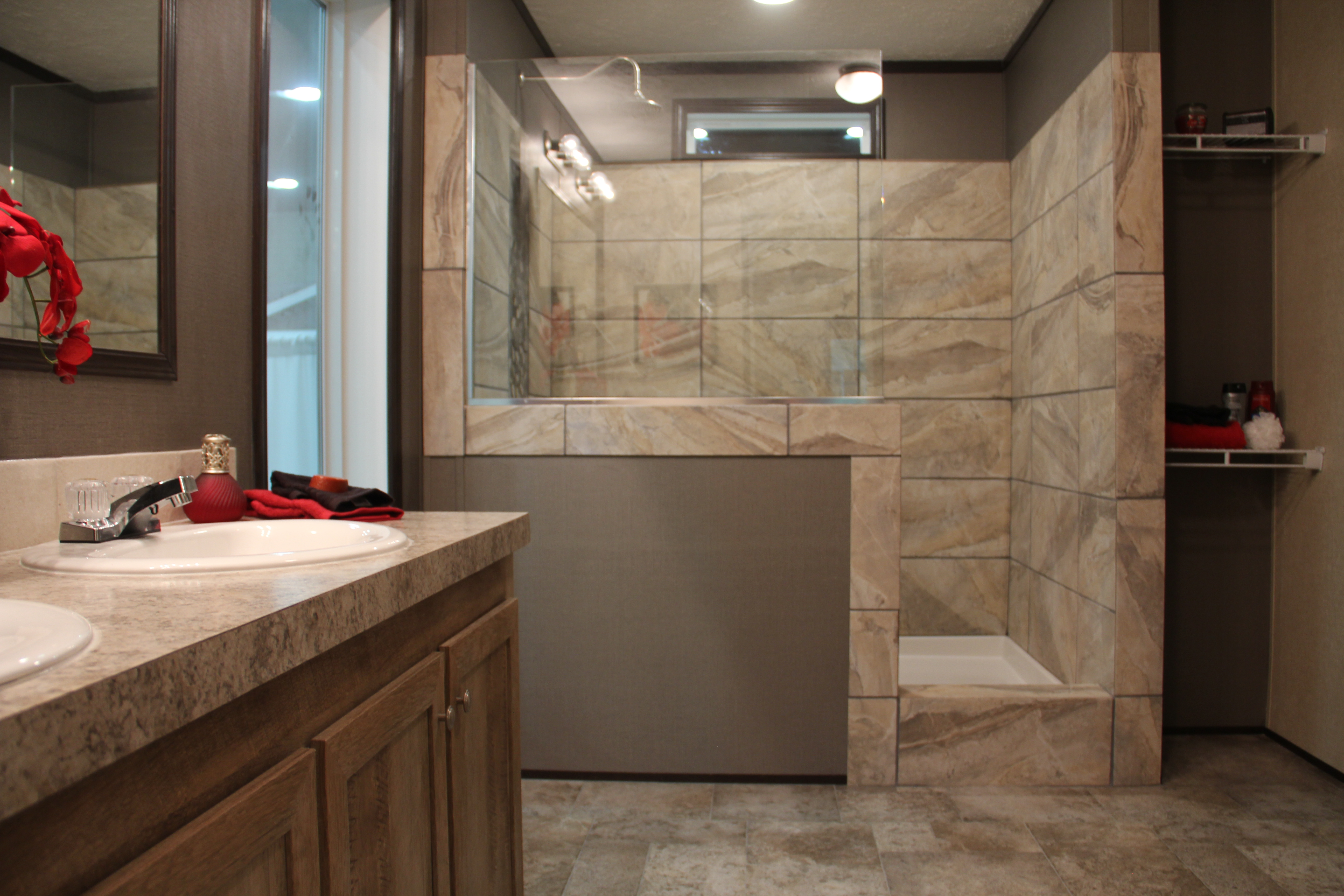 some of the best mobile home bathroom ideas us mobile home pros rh mobilehomesell com