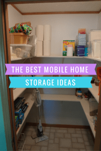 Storage For Mobile Homes
