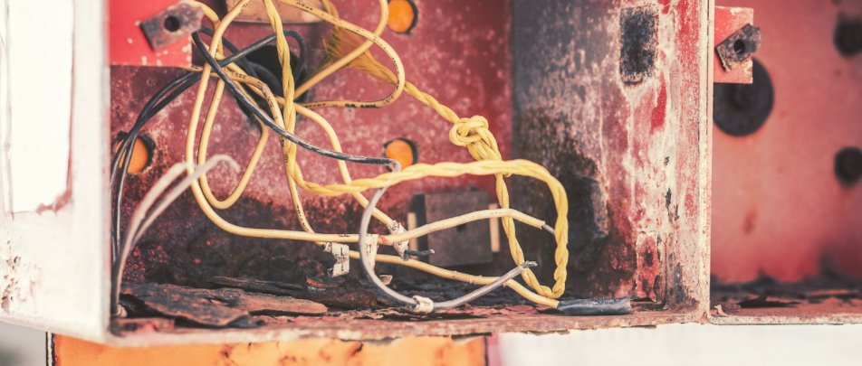 mobile home wiring tips for taking a look behind the scenes New Construction Electrical Wiring Diagram electrical box