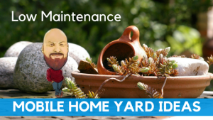 Low Maintenance Mobile Home Yard Ideas You Can Implement Now
