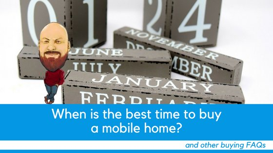 When is the best time to buy a mobile home and other - What is the best modular home to buy ...