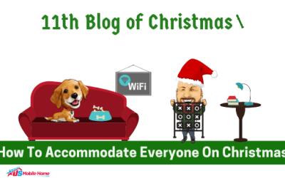 11th Blog Of Christmas: How To Accommodate Everyone On Christmas