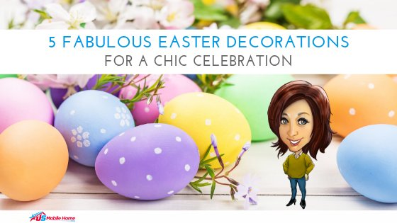 "Featured image for ""5 Fabulous Easter Decorations For A Chic Celebration"" blog post"