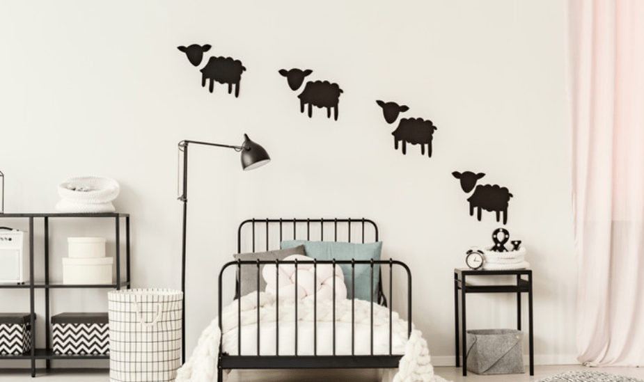 Sheep Wall Stickers