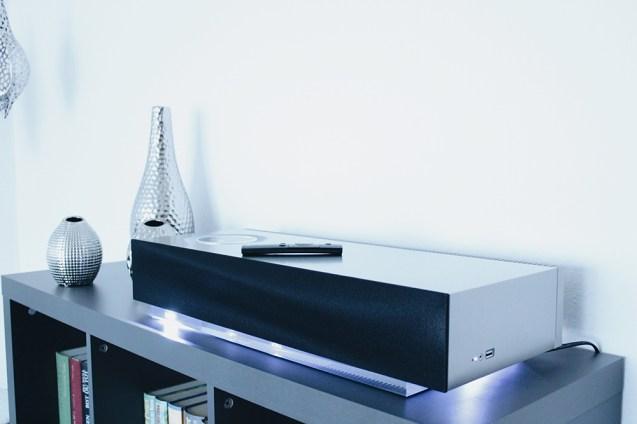 Mu-so Wireless-Musiksystem von Naim Audio im Test