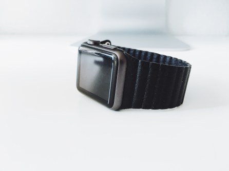 Arktis Apple Watch 38 mm Armband Set