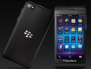 Black Berry Z10 opt