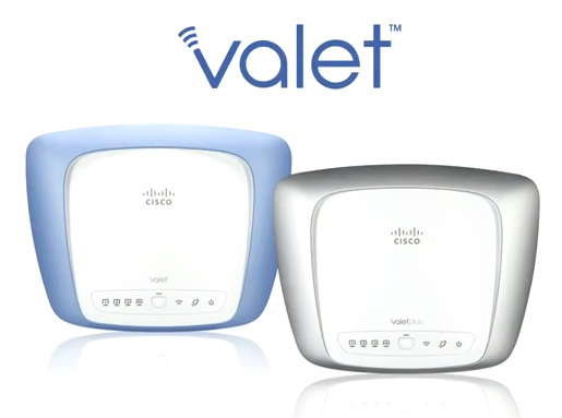 Cisco Valet and Valet Plus Wi-Fi Routers