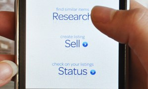 eBay Selling app for the iPhone - Photo: eBay