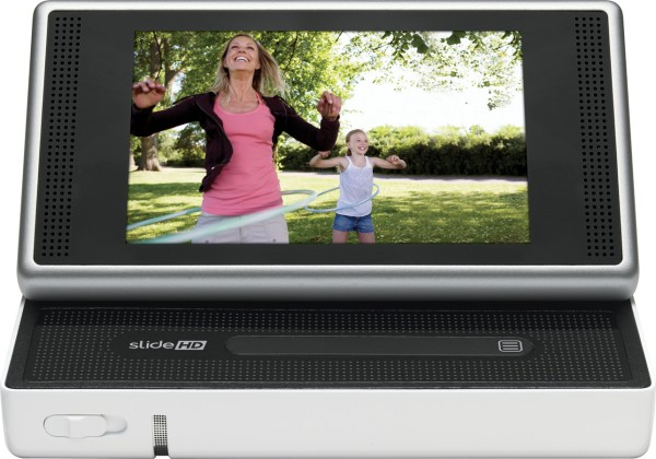 Flip Slide HD with large LCD