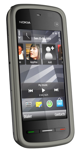Nokia 5230 headed to Wind Mobile