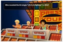 Press Your Luck iPhone Game