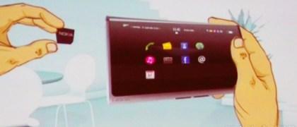 Nokia Tablet concept image