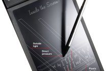 Boogie Board LCD tablet: How it works