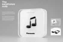Panasonic RP-HJE 130 Earphones