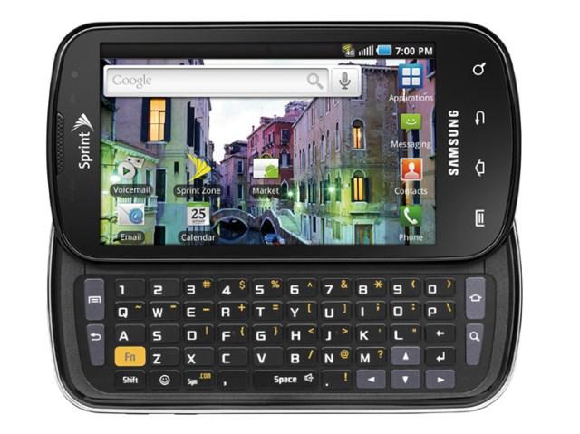 Samsung Epic 4G Galaxy S arrives on Sprint