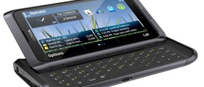Nokia E7 Symbian S^3 Smartphone