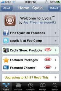 CydiaoniPhone4 CydiaoniPhone4